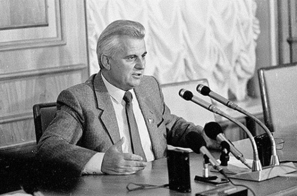 INTERVIEW: President Leonid Kravchuk outlines Ukraine's position on nukes
